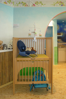 nursery painting idea