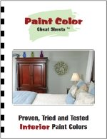 Guide to choosing paint colors
