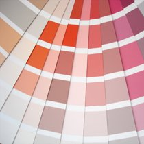 Colors of interior paint